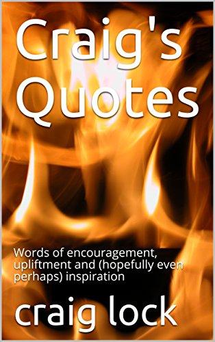 craigs Quotes