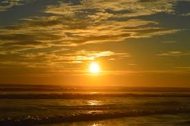 Dawn Fishermans beach